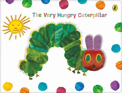 The Very Hungry Caterpillar Cloth Book book