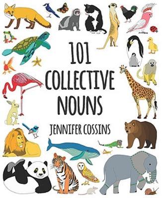 101 Collective Nouns book