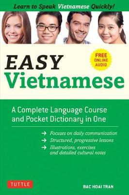 Easy Vietnamese by Bac Hoai Tran