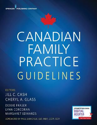 Canadian Family Practice Guidelines book