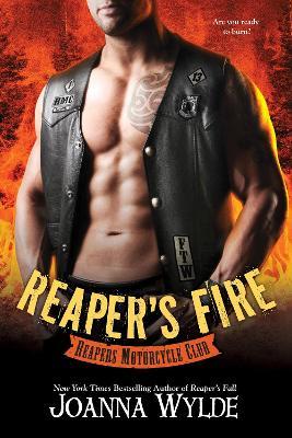 Reaper's Fire book