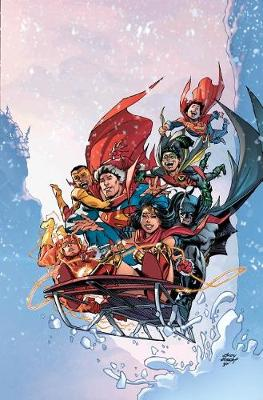 A Very DC Holiday Sequel book
