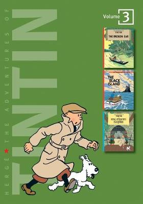 Adventures of Tintin: Volume 3 (Compact Editions) book