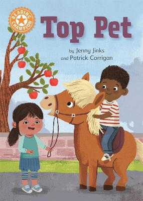 Reading Champion: Top Pet: Independent Reading Orange 6 by Jenny Jinks