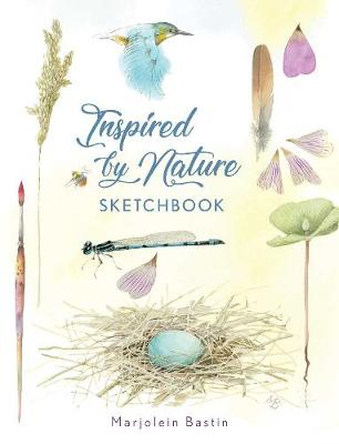 Inspired by Nature Sketchbook book
