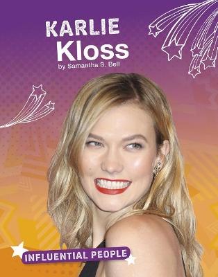 Karlie Kloss by Samantha S. Bell