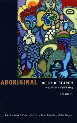 Aboriginal Policy Research by Jerry White