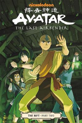 Avatar: The Last Airbender: The Rift Part 2 by Gene Luen Yang