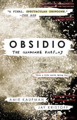 Obsidio: The Illuminae Files_03 by Amie Kaufman