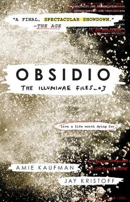Obsidio: The Illuminae Files_03 by Amie Kaufman