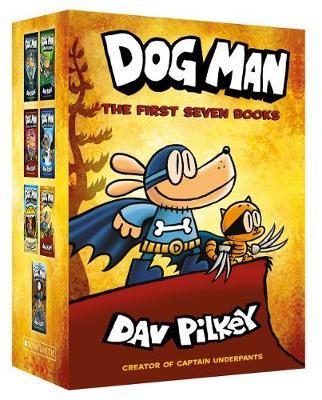 Dog Man 1-7 Box Set book