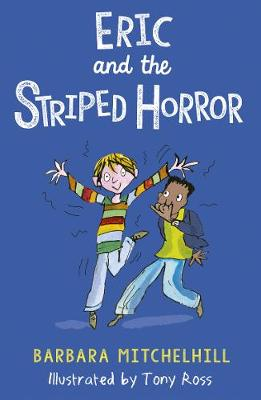 Eric and the Striped Horror book