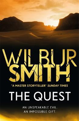 The Quest by Wilbur Smith