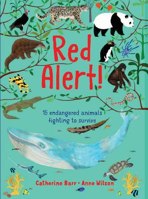 Red Alert! by Catherine Barr