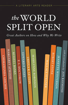 The World Split Open by Margaret Atwood