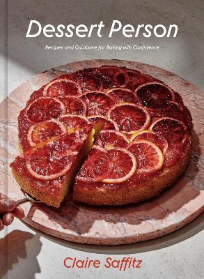 Dessert Person book