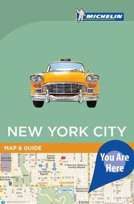 You Are Here Guide New York City by Michelin