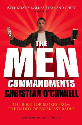 The Men Commandments by Christian O'Connell