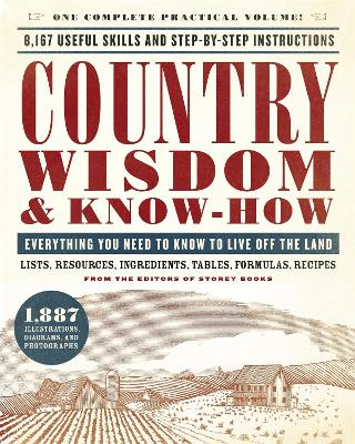 Country Wisdom & Know-How by Editors of Storey