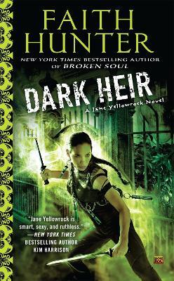 Dark Heir book
