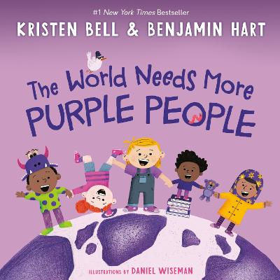 The World Needs More Purple People by Kristen Bell