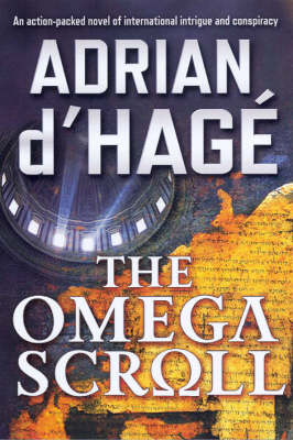The Omega Scroll by Adrian d'Hage