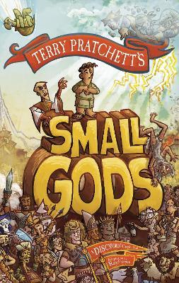 Small Gods book