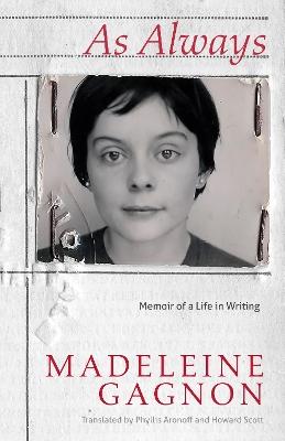 As Always by Madeleine Gagnon