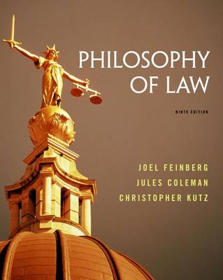 Philosophy of Law by Christopher Kutz