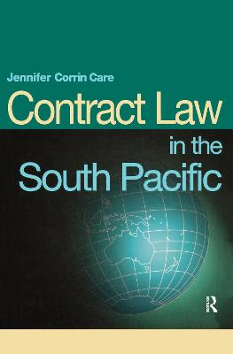 South Pacific Contract Law by Jennifer Corrin