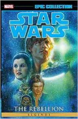 Star Wars Legends Epic Collection: The Rebellion Vol. 2 book