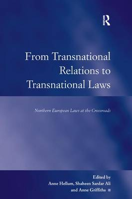 From Transnational Relations to Transnational Laws book