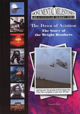 The Dawn of Aviation by Tamra Orr
