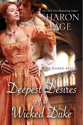 Deepest Desires Of A Wicked Duke by Sharon Page