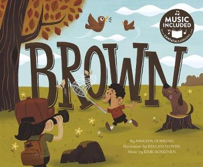 Brown by Amanda F Doering