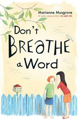 Don't Breathe A Word book
