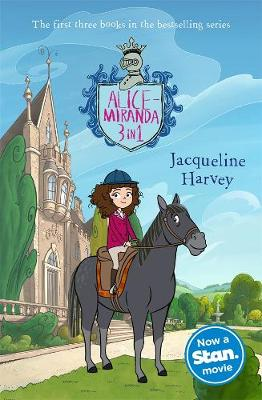 Alice-Miranda 3 in 1: Movie Tie-in: The First Three Books in the Bestselling Series book