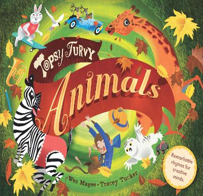 Animals by Wes Magee