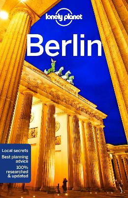 Lonely Planet Berlin book