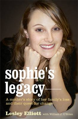 Sophie's Legacy book
