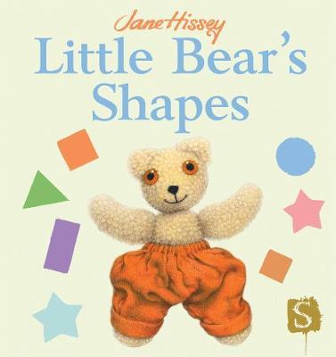 Little Bear's Shapes book