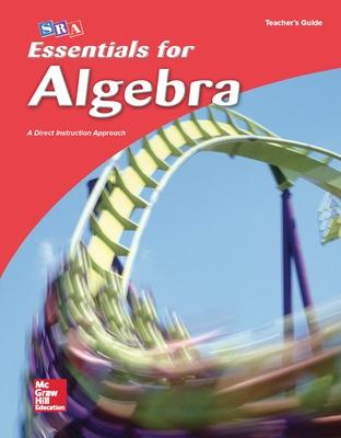 Essentials for Algebra, Teacher's Guide by McGraw Hill