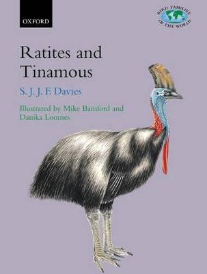 Ratites and Tinamous book