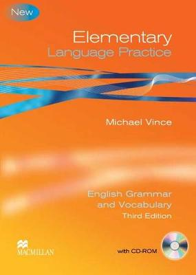 Language Practice Elementary Student's Book -key Pack 3rd Edition book