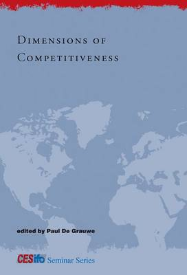 Dimensions of Competitiveness by Paul de Grauwe