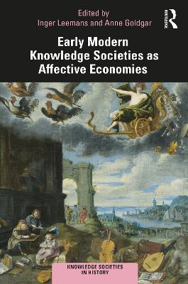 Early Modern Knowledge Societies as Affective Economies book
