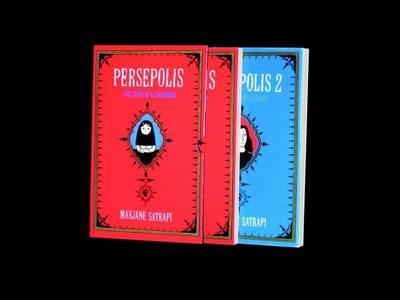 Persepolis Box Set by Marjane Satrapi