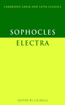 Sophocles: Electra by Sophocles