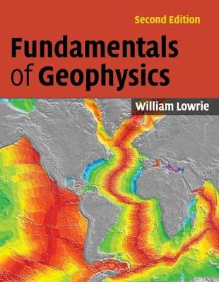 Fundamentals of Geophysics book