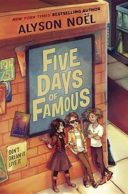 Five Days of Famous book